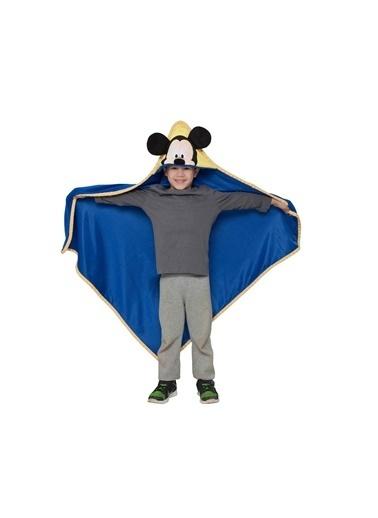 Linens Disney Mickey Throw Battaniye Renkli